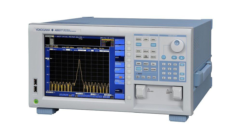Yokogawa Optical Spectrum Analyzer AQ6377.