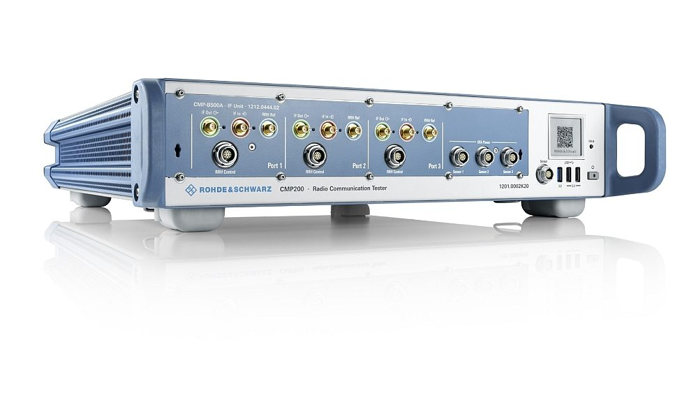 Radio Communication Tester R&S CMP200 from Rohde & Schwarz