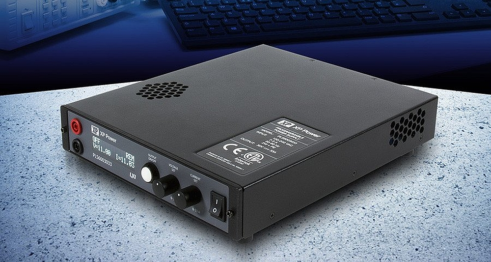 XP Power PLS600 Programmable DC Power Supply.