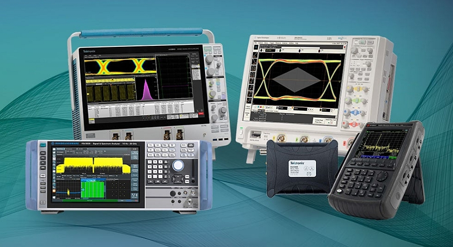 Electro Rent's electronic test and measurement instruments offer.