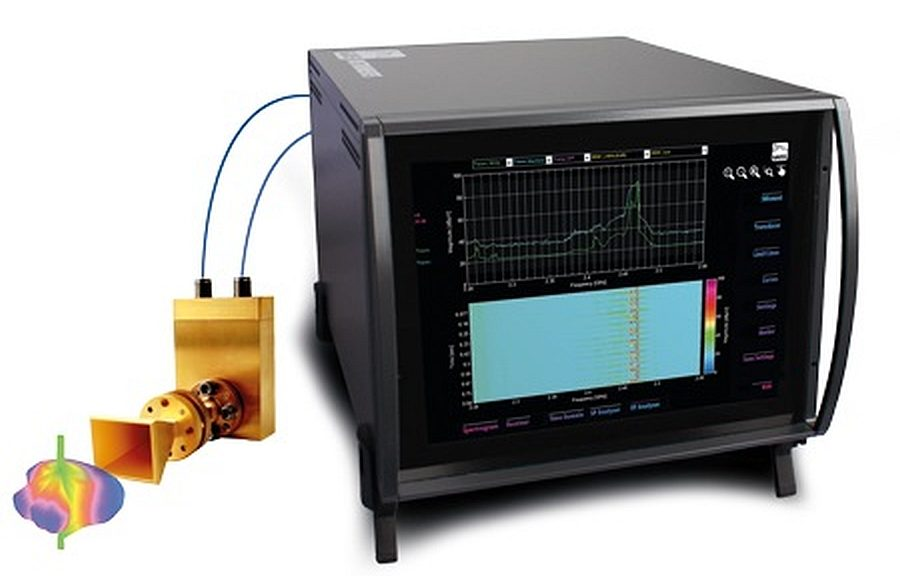 FFT receiver and TDEMI Ultra superheterodyne receiver from Gauss Instruments.