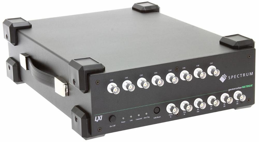 Spectrum's AWG generatorNetbox.