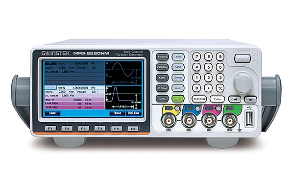 GW Instek MFG-2220HM generator