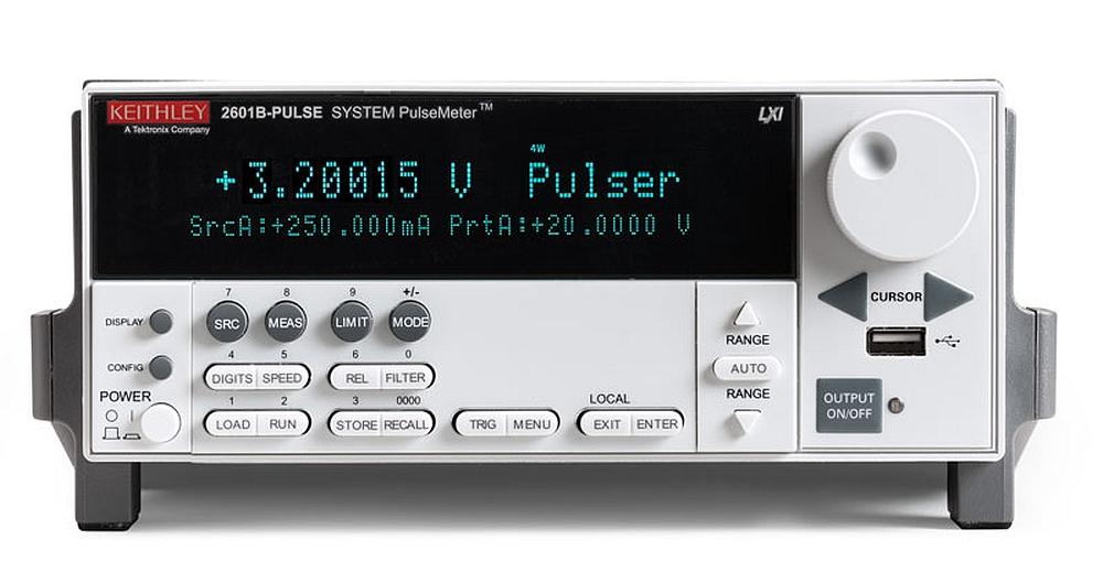 Tektronix's Keithley 2601B-Pulse Sourcemeter