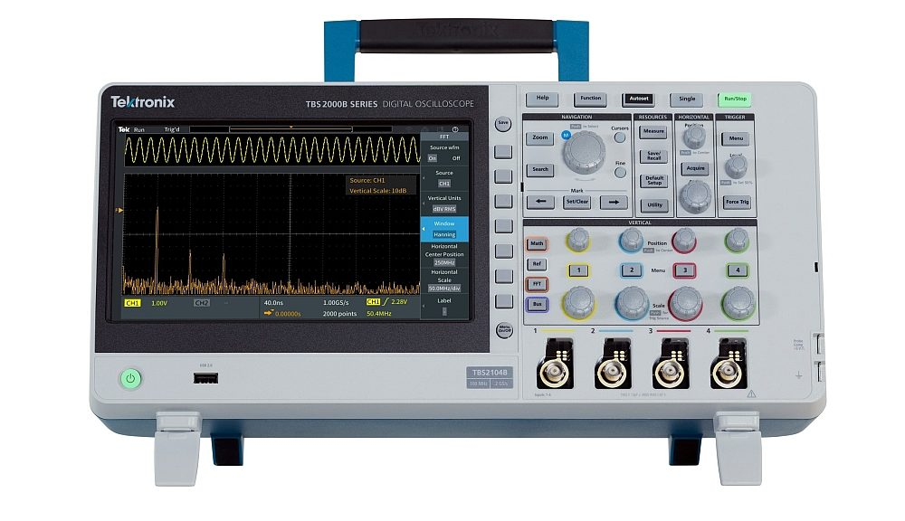Tektronix TBS2000B Series Oscilloscope