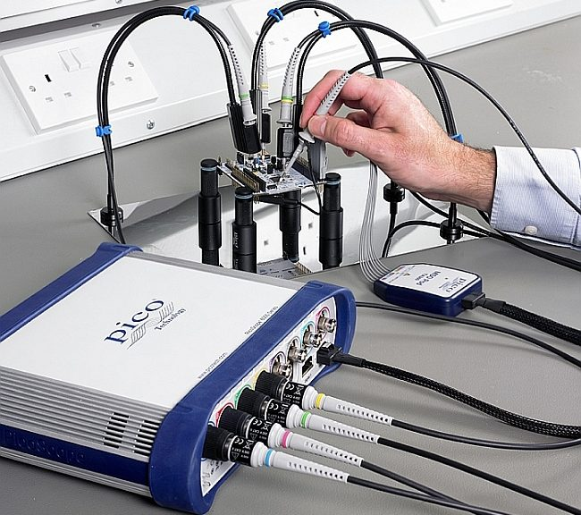 PicoScope 6000E Probe Positioning System