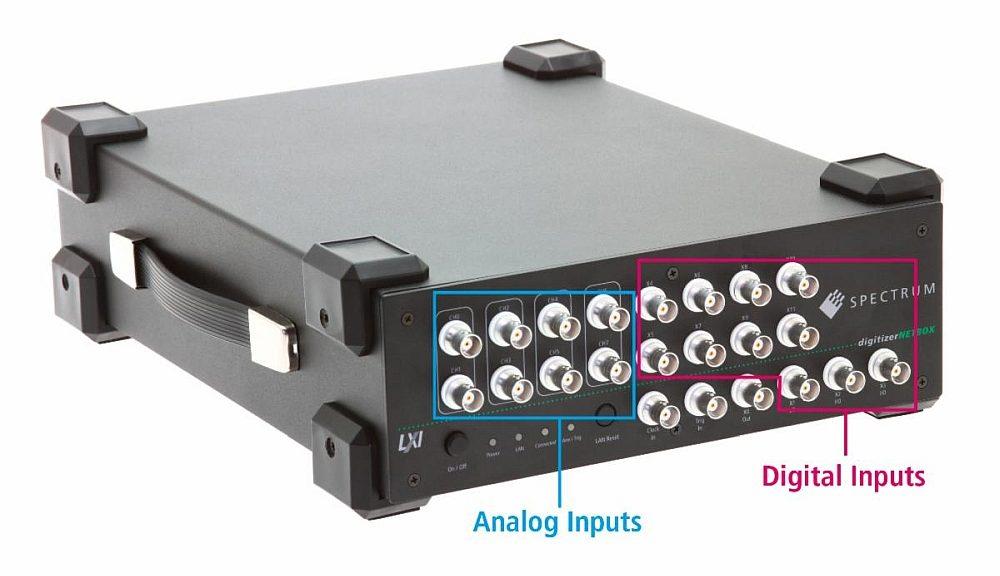 Spectrum digitizerNetbox DN2.59x-08-Dig