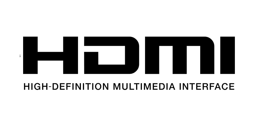 HDMI logo (High Definition Multimedia Interface)