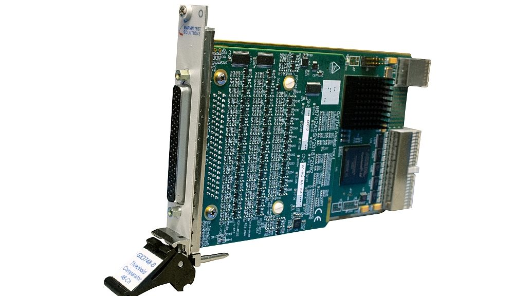Marvin Test Solutions's GX3748 Series PXI Card