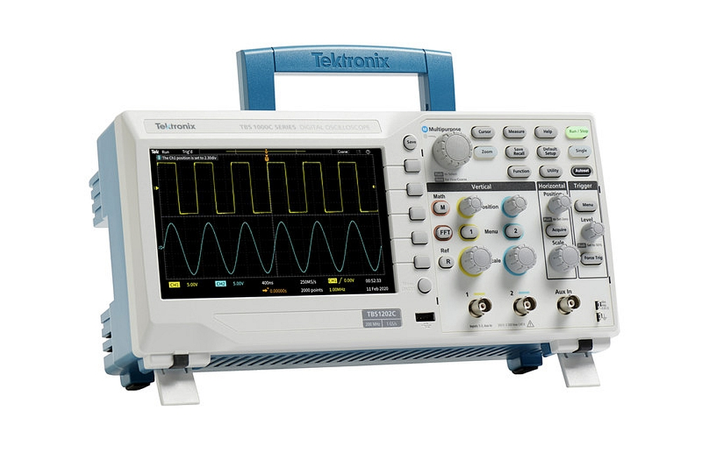 Tektronix TBS1000C Digital Storage Oscilloscope