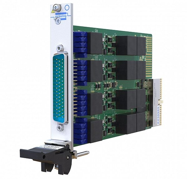 PXI 41-670 board for resolvers,LVDT, RVDT simulation from Pickering