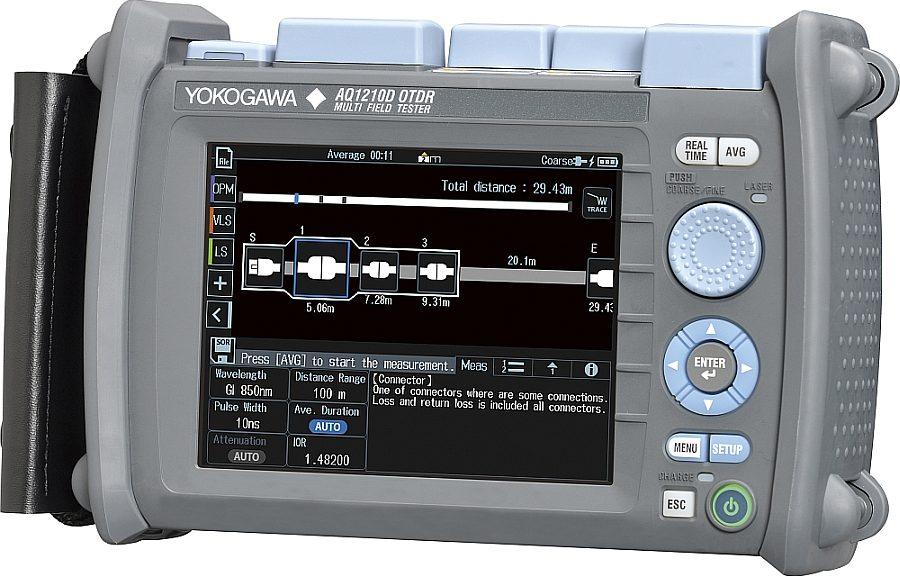 Yokogawa AQ1210D Portable OTDR