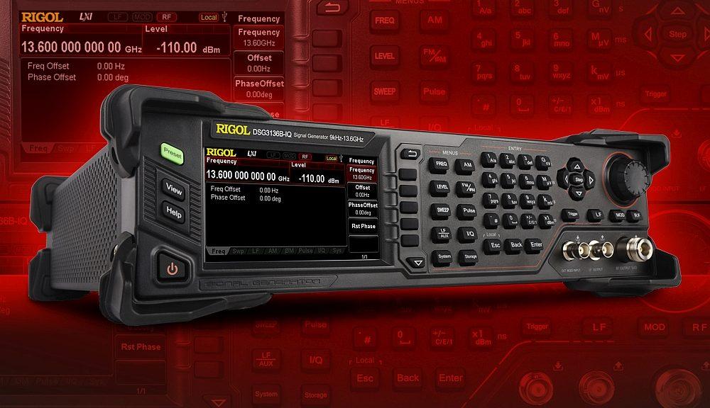 Rigol's DSG3000B RF Generator