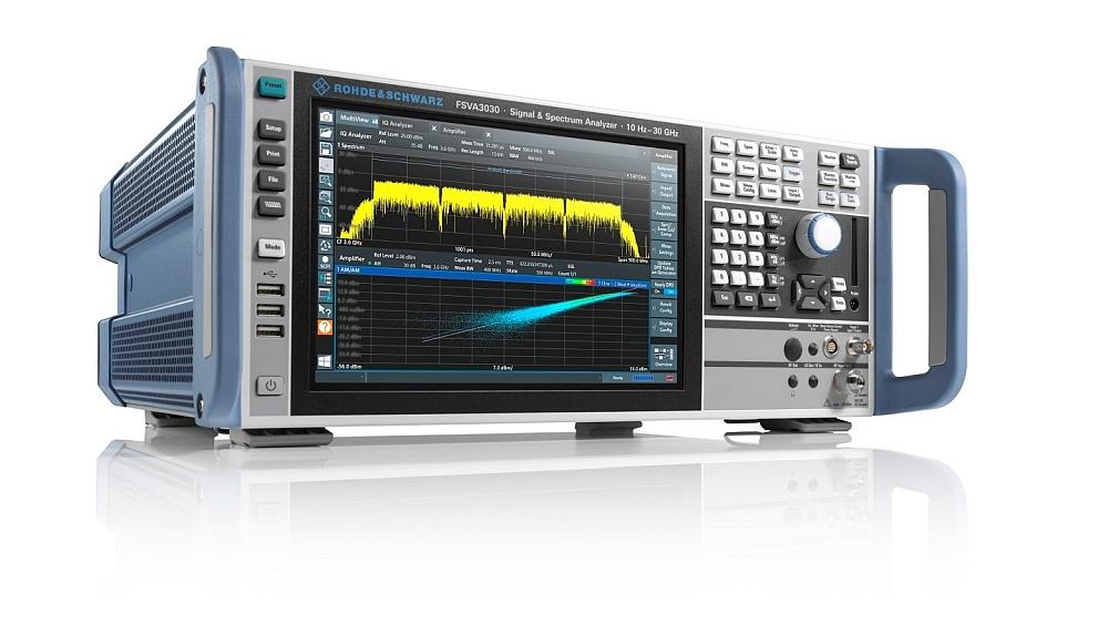 R&S FSVA3000 signal and spectrum analyzer from Rohde & Schwarz
