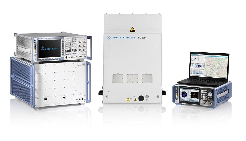 Rohde & Schwarz's TS-LBS wireless test system