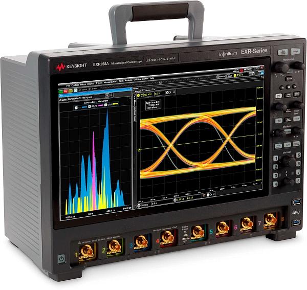 Keysight Infiniium EXR-Series Oscilloscope
