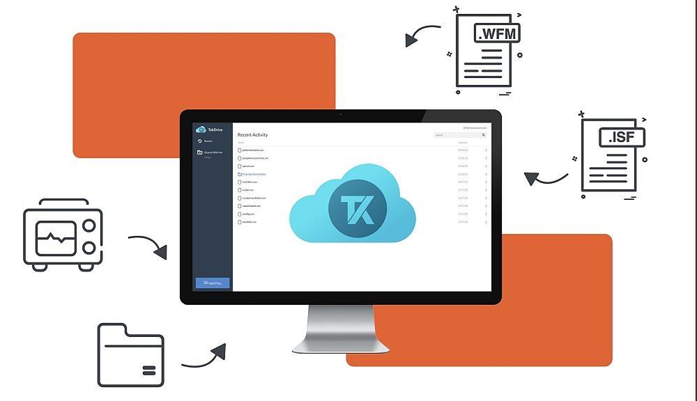 Tektronix TekDrive Software