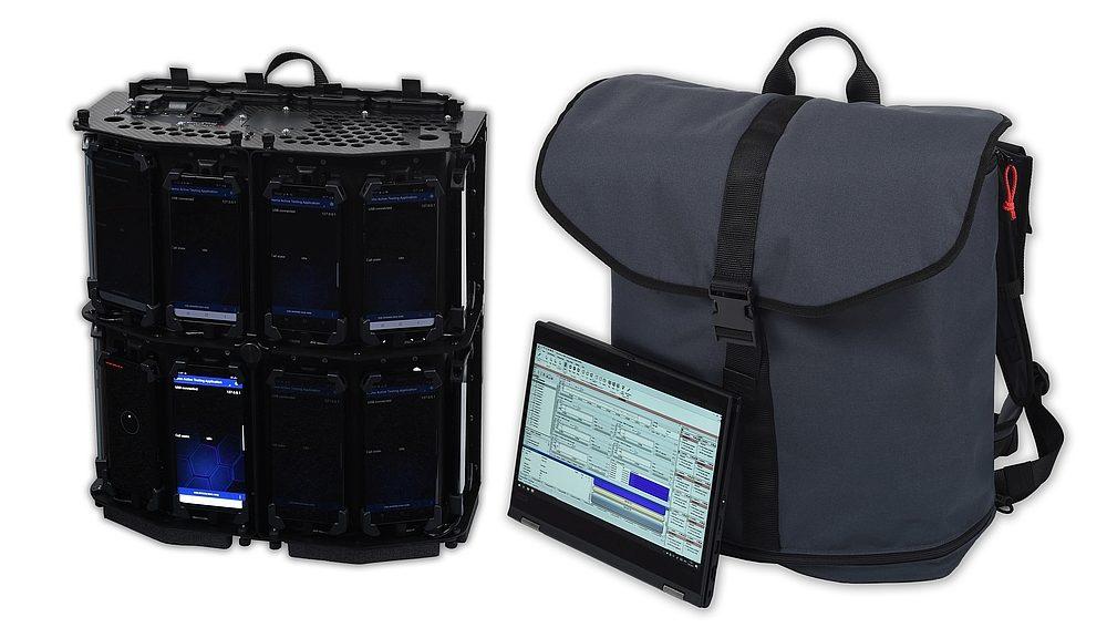 Keysight's Nemo Backpack Pro