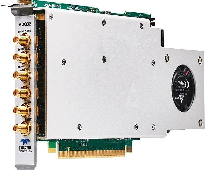 Teledyne SP Devices ADQ32 PCIe Digitizer
