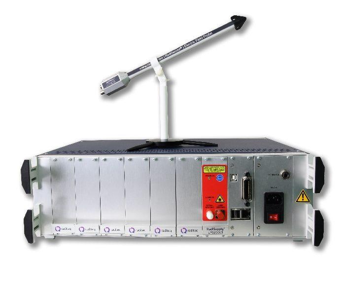 RadiSense 40 Electric Field Probe and RadiCentre Modular Test System from Raditeq