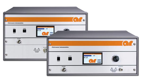 150U1000 and 250U1000A amplifiers from AR RF Microwave Instrumentation