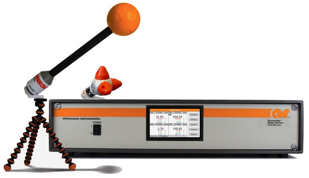 FL8000 Series Electric Field Probe from AR RF/Microwave Instrumentation