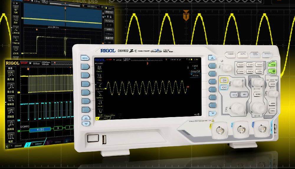 Rigol DS1102Z-E Oscilloscope