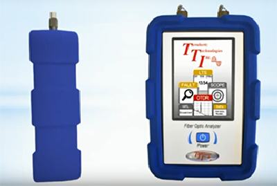 Terahertz Technologies Inc. (TTI) FTE-7100 MICROTDR Optical Reflectometer