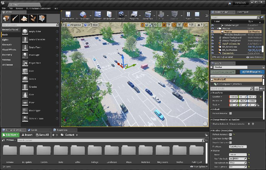 monoDrive automotive simulation software