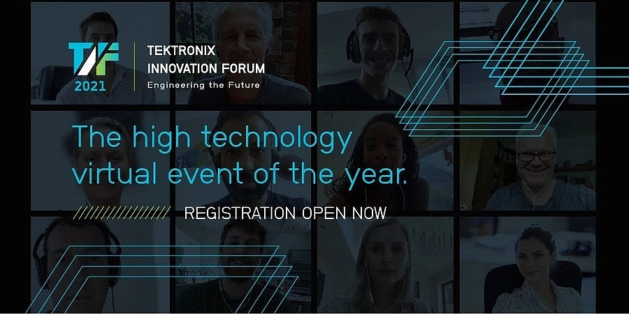 2021 Tektronix Innovation Forum
