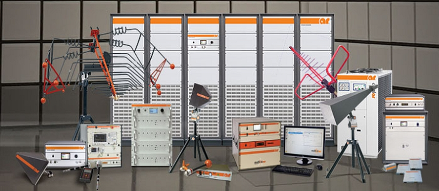 AR EMC test solutions