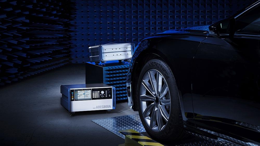 R&S RTS radar test system from Rohde & Schwarz