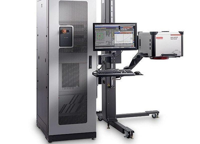 Tektronix's Keithley S530 Parametric Test System