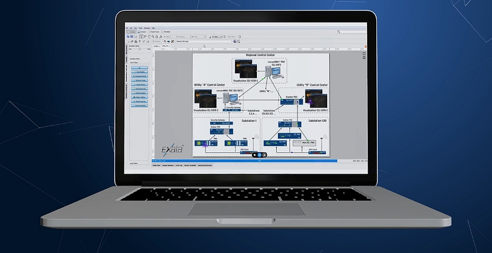 Exata Network Emulation Software from Scalable Network Technologies
